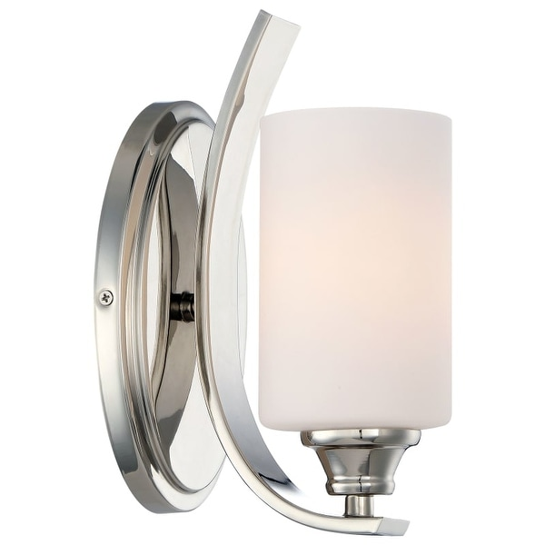 Minka Lavery 3981-613 1 Light Bathroom Sconce from the Tilbury Collection