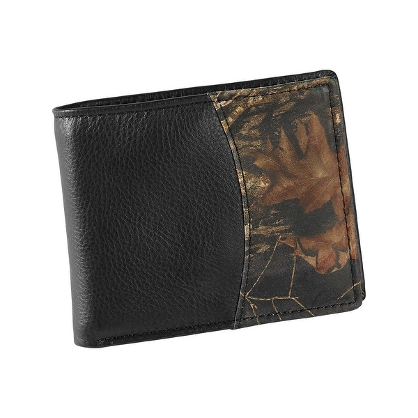 Legendary Whitetails Deluxe Camo Billfold Wallet - One Size Fits most