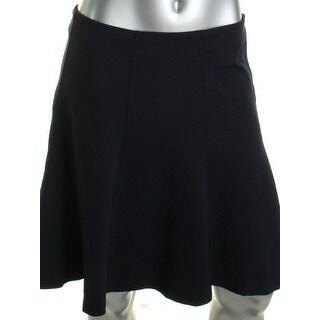 Lauren Ralph Lauren Womens Mini Skirt Stretch A Line