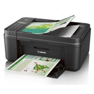 Canon Computer Systems - 0013C002aa - Wrlss Inkjet Aio Printer Blk