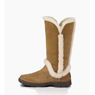 UGG Australia Womens Katia Wool Closed Toe Mid-Calf Cold Weather Boots - 5