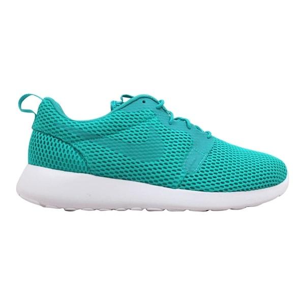 272696c7ab6cd Nike Roshe One Hyperfuse Breathe Clear Jade Clear Jade-White Men  x27