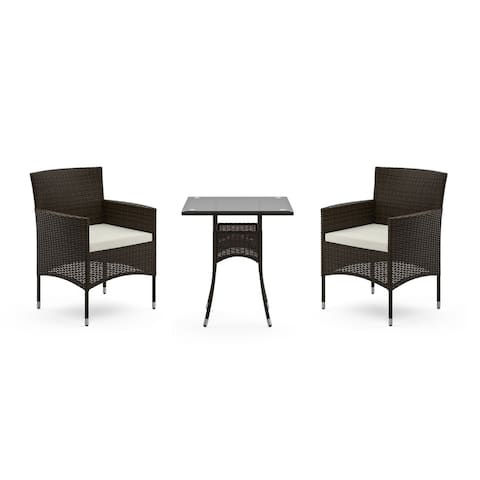 Longboat Key Bistro Table and Chairs by homestyles