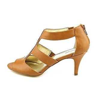 Style & Co Andoraa Open Toe Strappy Heels