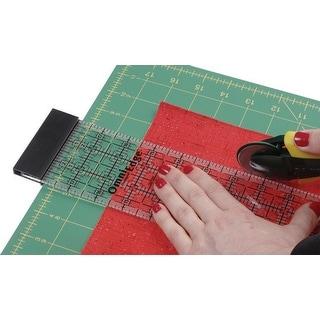 "OmniEdge Non-Slip Quilter's Ruler-4""X36"""