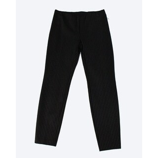 Alfani NEW Black Womens Size 6 Zipper Fly Skinny Leg Comfort Pants