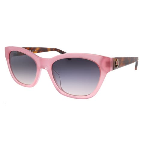 Kate Spade KS Jerri/S 35J Womens Pink Frame Grey Gradient Lens Sunglasses