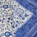Handmade Floral Rajasthan Block Print Tablecloth 100% Cotton Rectangular Square Round Napkins - Thumbnail 8