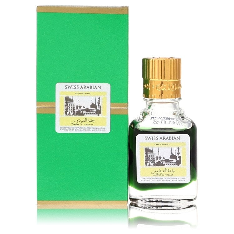 Swiss Arabian Layali El Ons by Swiss Arabian Concentrated Perfume Oil Free From Alcohol 3.21 oz For Women (3.1 - 4 Oz.)