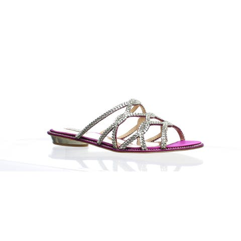 Badgley Mischka Womens Sofie Berry Sandals Size 8.5