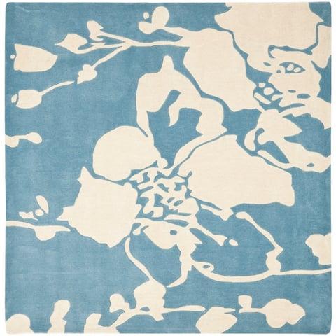 Safavieh Handmade Modern Art Jolanda Modern Polyester Rug