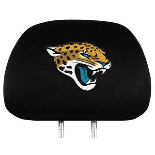 Jacksonville Jaguars Headrest Covers