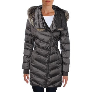 French Connection Womens Puffer Coat Winter Down
