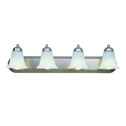 Incroyable Trans Globe Lighting 3504 Morgan House 4 Light Bathroom Vanity Light