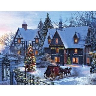 Home for Christmas 1500 Piece Puzzle