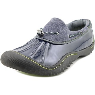 JBU by Jambu Tula Women Round Toe Synthetic Blue Water Shoe