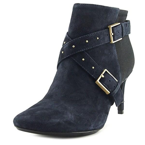 Calvin Klein Jennette Deep Navy/Black Boots