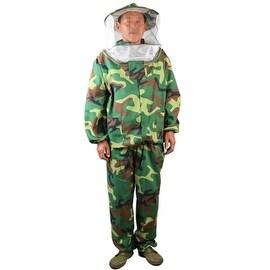 Camouflage Beekeeping Uniform Euipment Anti-bee Clothes