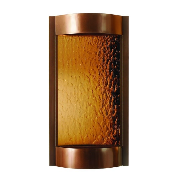 BluWorld Contempo Solare Wall Fountain