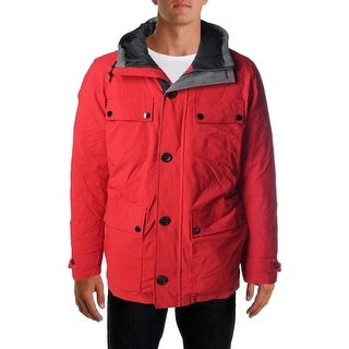 Nautica Mens Down Water Resistant Parka