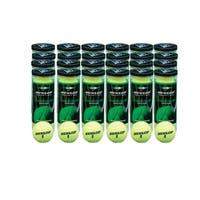 Dunlop Championship Tennis Balls, Case of  72 Balls, 24 cans, 3 Balls per Can