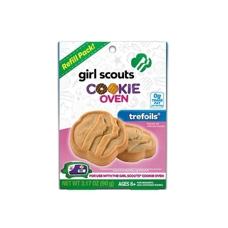 Girl Scouts Cookie Oven Refill Kit: Trefoils