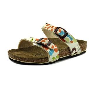 Birki's Tahiti Women N Open Toe Synthetic Slides Sandal