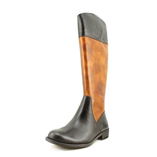 Vince Camuto Kellini Women Round Toe Leather Knee High Boot