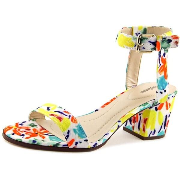 Style & Co Mullane Women Open Toe Canvas Sandals