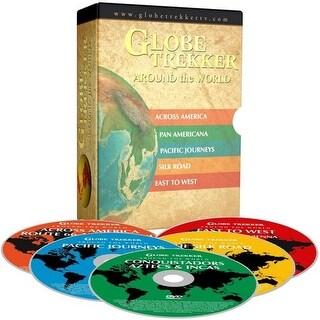 Globe Trekker: Around the World [DVD]