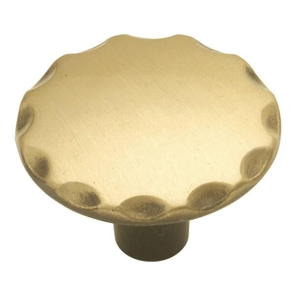 "Hickory Hardware P146 Cavalier 1-1/8"" Diameter Mushroom Cabinet Knob"