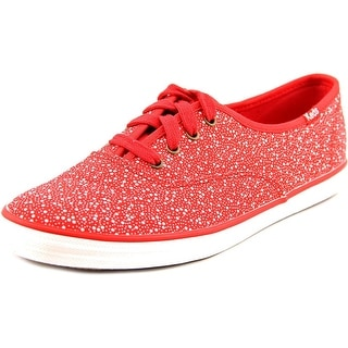 Keds Champion Seltzer Round Toe Canvas Sneakers