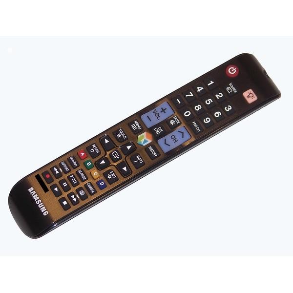 OEM Samsung Remote Control: UN55ES7500, UN55ES7500F, UN55ES7500FXZA, UN55ES7550, UN55ES7550F, UN55ES7550FXZA