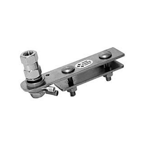 Firestik ss-134a firestik clamp-on flat mount 1x5 w/k-4a stud