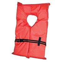 Kent ONX-102000-200-004-12O Kent Type II Life Jackets - Adult (90-Pounds) Orange