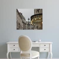 Easy Art Prints Keri Bevan's 'Palladium' Premium Canvas Art