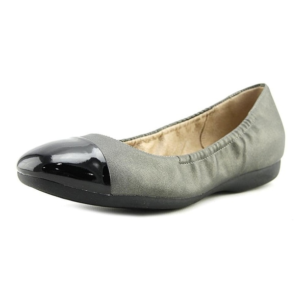 Naturalizer Womens campo Closed Toe Slide Flats
