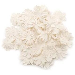 "White - Wildflower Pillar Pack .5"" To 2.5"" 1.2Oz"