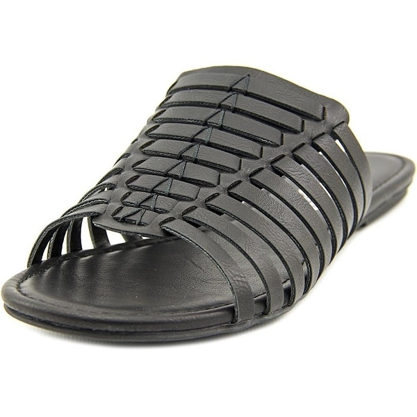American Rag Womens Paige Open Toe Casual Slide Sandals