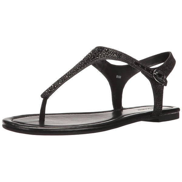 Bandolino Womens Kyrie Split Toe Casual Slingback Sandals