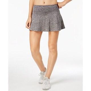 Ideology Performance Women's Golf & Tennis Skort Grey Size Small - S
