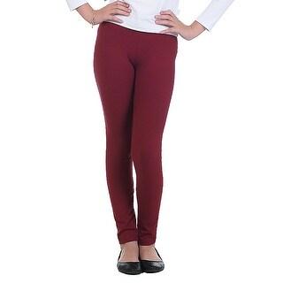 Pulla Bulla Teen Girl Leggings Color Tight Pants