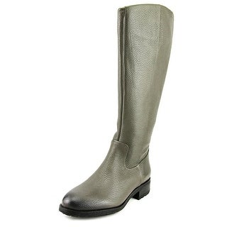 Sam Edelman Ryan   Round Toe Leather  Knee High Boot