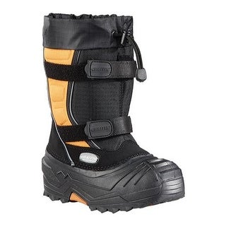 Baffin Children's Young Eiger Snow Boot Black/Expedition Gold