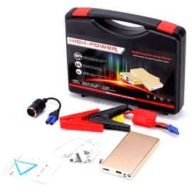 Car Jump Starter 12V Multi-function Portable