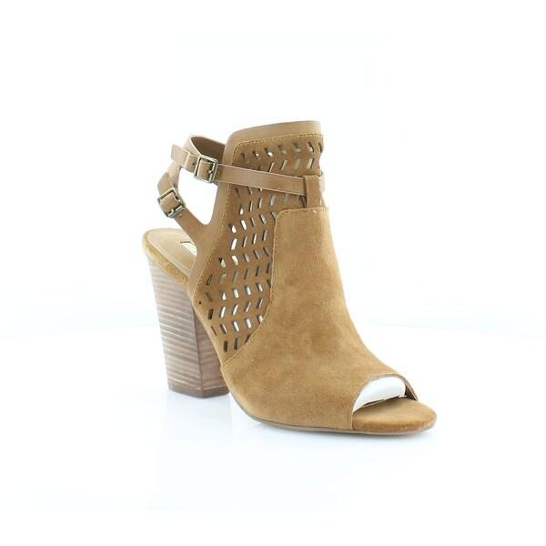 BCBGeneration Creen Women's Heels Camel - 7.5