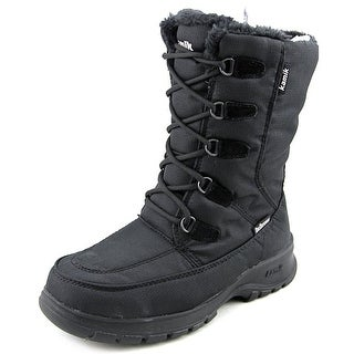 Kamik Brooklyn  W Round Toe Synthetic  Snow Boot