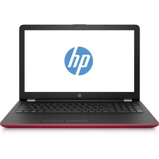 "Refurbished - HP 15-bw064nr 15.6"" Laptop AMD Dual-Core A9-9420 3.0GHz 4GB 1TB HDD W10"