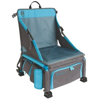 """Coleman Treklite Plus Coolerpack Chair Blue Chair"""