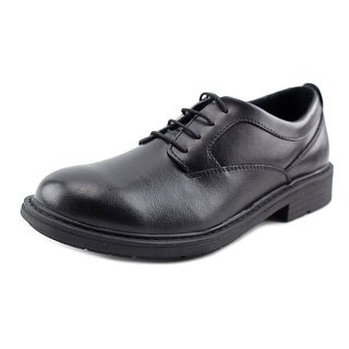 Florsheim Studio Plain Jr Round Toe Synthetic Oxford